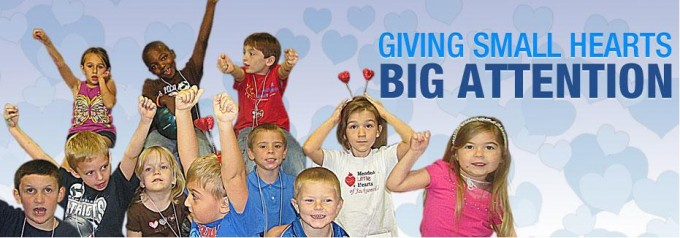 Web Banner - Giving Small Hearts Big Attention