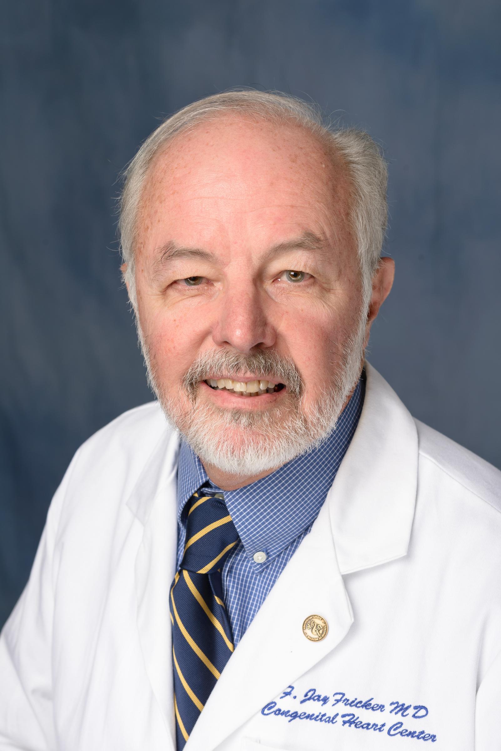 F. Jay Fricker, MD