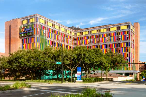 Lead photo: UF Health Shands Children's Hospital