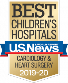 Badge-ChildrensHospitals-Cardiology-Year